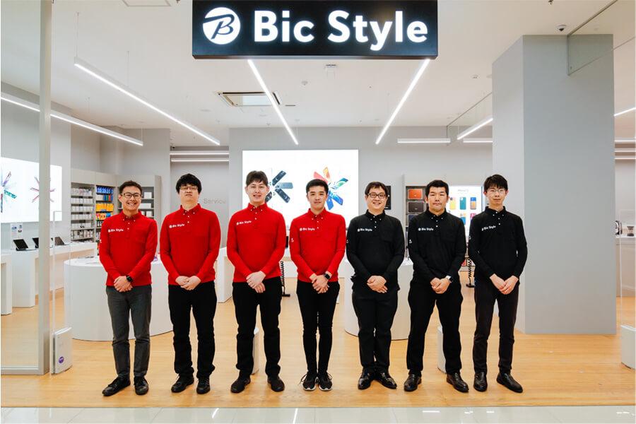 Bic Style 販売スタッフ