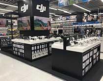 Mở cửa hàng DJI trong cửa hàng tại Yurakucho