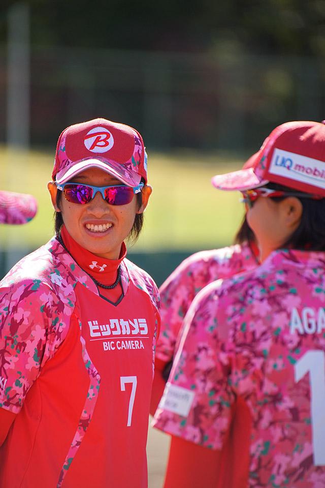 上野由岐子投手